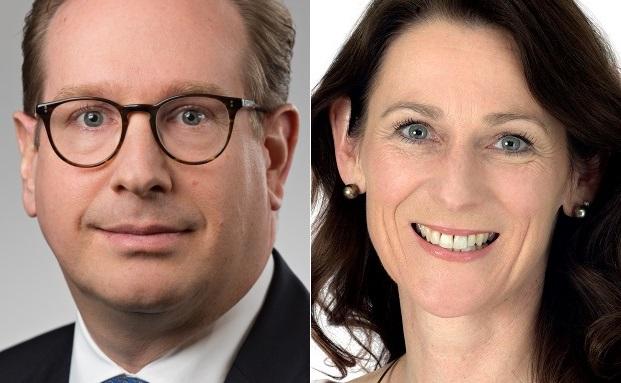 Verstärken den Aufsichtsrat von HQ Capital: Philipp Geller und Barbara Knoflach