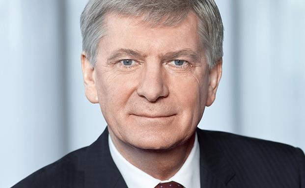 Der Vorstandsvorsitzende der Apobank Herbert Pfennig