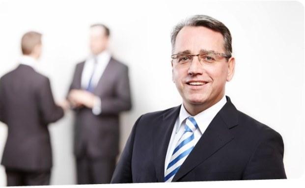 Geschäftsführer der Feri Trust: Riklef von Schüssler