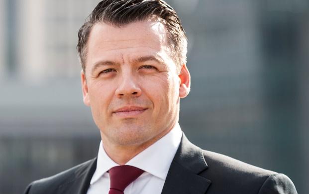 Bei Allianz Global Investors Leiter des Privatkundengeschäftes in Europa: Mathias Müller