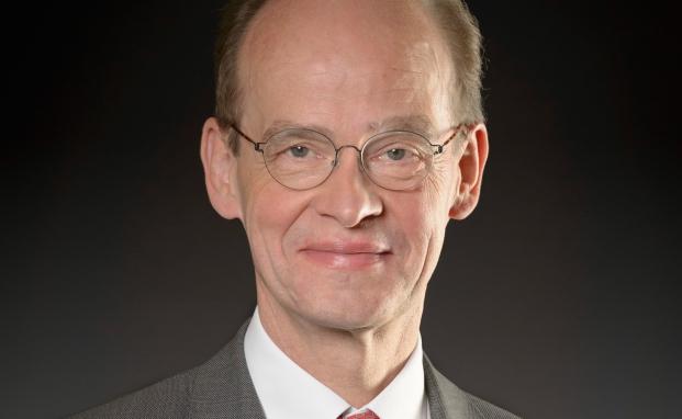 Geht in den Ruhestand: Georg Freiherr von Boeselager