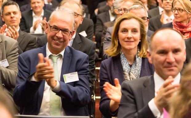 Edgar Pammer (M. l.), Berenberg Bank|© Christian Scholtysik, Patrick Hipp