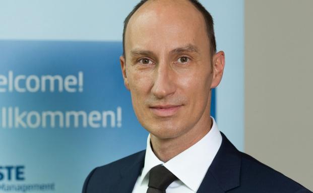 Leitet seit 1.Mai das Deutschland-Geschäft der Deutsche Asset Management: Oliver Röder
