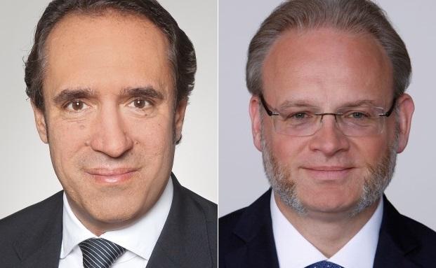 Sven Oberle (li.) und Jörgchristian Klette von der Wirtschaftsprüfungsgesellschaft EY