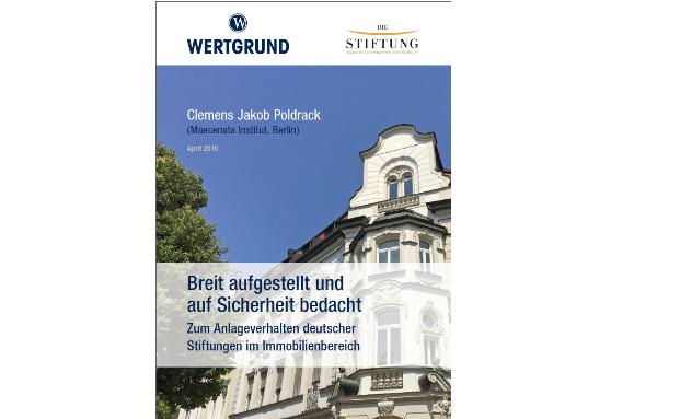Die Studie im Auftrag der Investmentgruppe Wertgrund zeigt wachsendes Interesse von Stiftungen an Wohnimmobilien