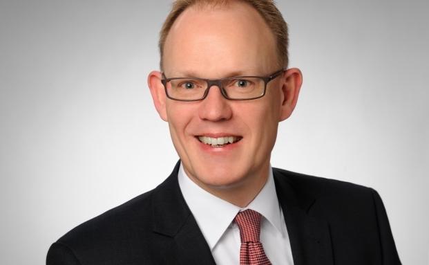 Der Vorstandsvorsitzende der Nord/LB Asset Management Carsten Schmeding