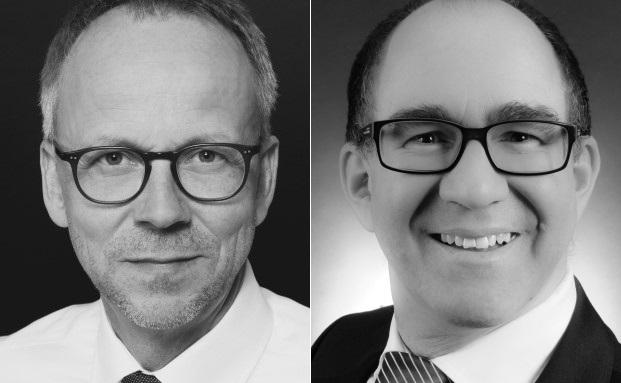 Holger Boschke (li.) und Volker Errolat von der Beratungsgesellschaft TME