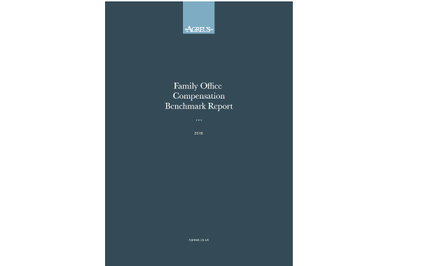 Agreus Studie: Das zahlen Family Offices weltweit