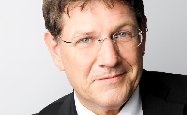 Der Geschäftsführer der Sutor Bank Robert Freitag