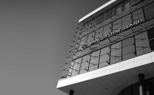 Zentrale der Banque Havilland in Luxemburg