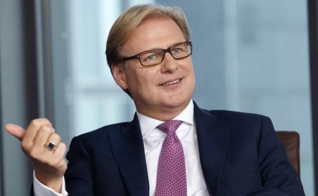 Achim Küssner, Geschäftsführer bei Schroder Investment Management