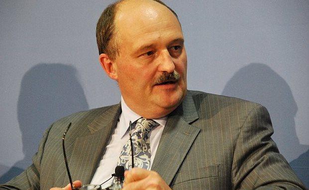 Finanzstaatssekretär Michael Meister