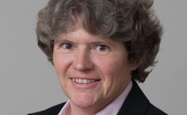 Vorsitzende der Geschäftsleitung der LBBW Asset Management: Andrea Bauer