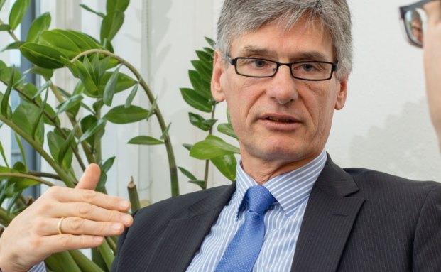 Wolfram Gerdes ist seit November 2011 für KZVK und VKPB als Mitglied des Vorstandes für Kapitalanlagen und Finanzen zuständig|© Markus Kirchgessner
