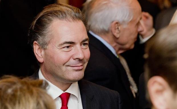 Eric Sarasin steigt bei einem Schweizer Fintech ein