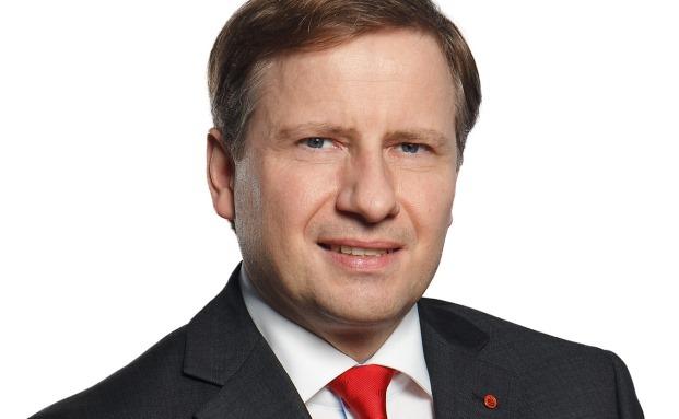 Komplettiert den Vorstand der Sparkasse Hanau: Herrmann Köck