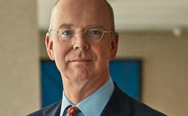 Wird als möglicher Chef einer UBS-Europa-Zentrale mit Sitz in Frankfurt gehandelt: der künftige UBS-Vorstand Martin Blessing