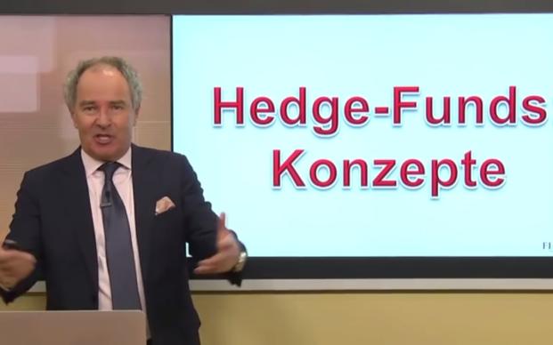 Aufklärungsvideo für Kunden: Hedgefonds ist nicht gleich Hedgefonds