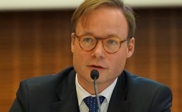 Bekleidete Führungspositionen unter anderem bei der Credit Suisse, der Hypo Real Estate und der Deutschen Bank: Axel Wieandt