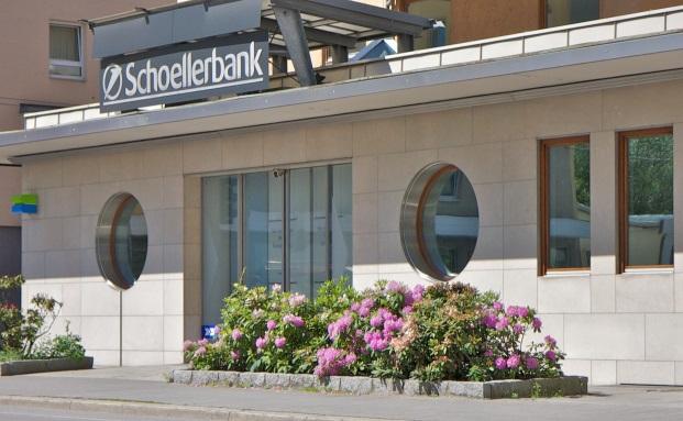 Filiale der Schoellerbank in Salzburg