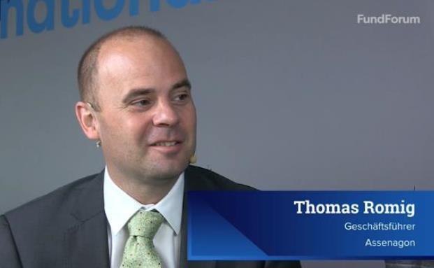 Michael Romig, Geschäftsführer der Fondsboutique Assenagon