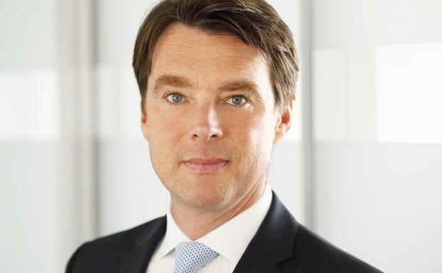 Seit Oktober vergangenen Jahres Blackrock-Chefstratege für Deutschland, Österreich und Osteuropa: Martin Lück