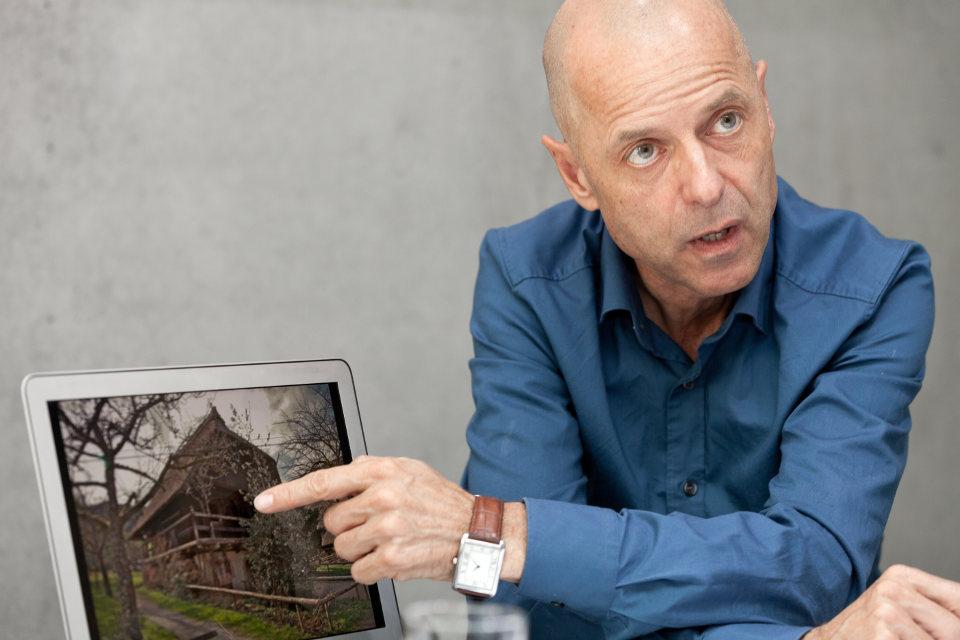 """Architekt Wolfgang Frey über nachhaltiges Bauen: """"Moderne Übersetzung des Schwarzwaldhauses"""""""