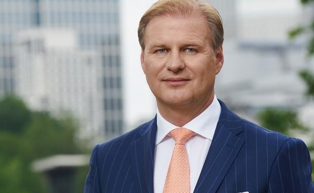 Achim Küssner führt die Geschäfte von Schroder Investment Management in Deutschland