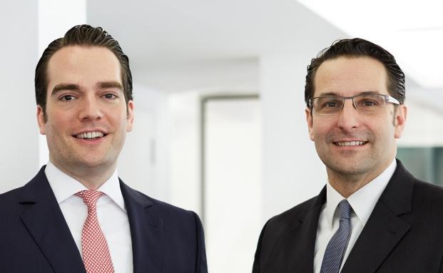 Gründeten im Frühjahr 2015 das Family Office Lennertz & Co.: Philipp Lennertz (links) und Oliver Piworus