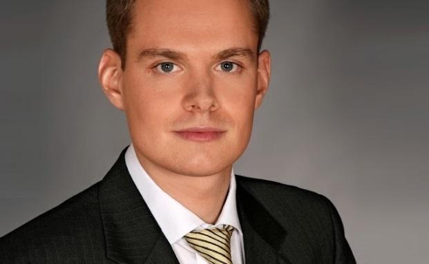 Gregor Puchalla ist Geschäftsführer der Fintech-Schmiede Fintechcube