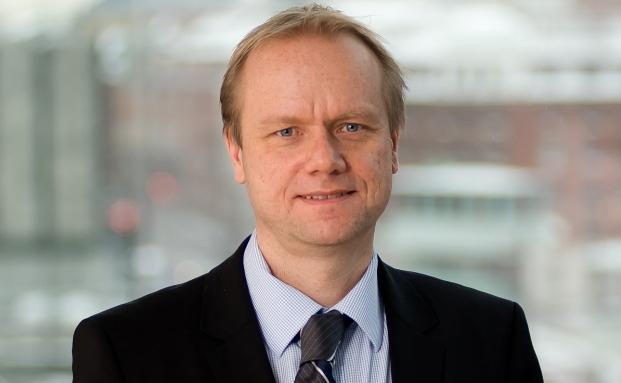 Asbjørn Trolle Hansen ist Fondsmanager des milliarden-schweren Nordea Stable Return Fund