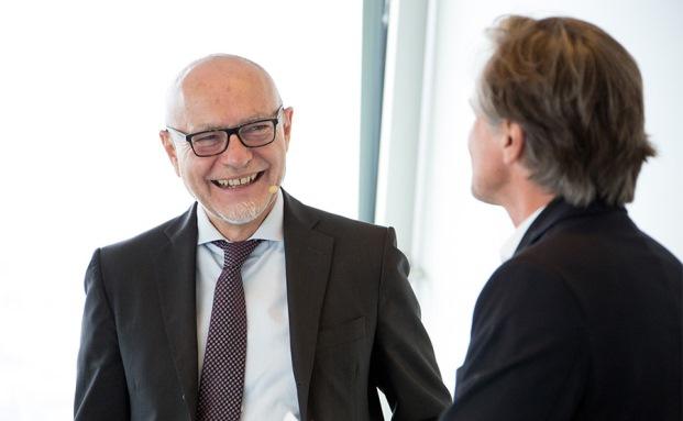 Top-Speaker Prof. Dr. Dr. Udo Di Fabio im Gespräch mit Herausgeber Peter Ehlers