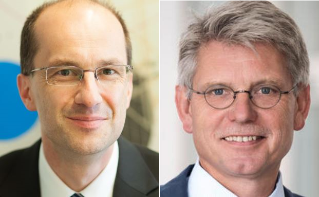 Stephan George (li.) und Peter Anders