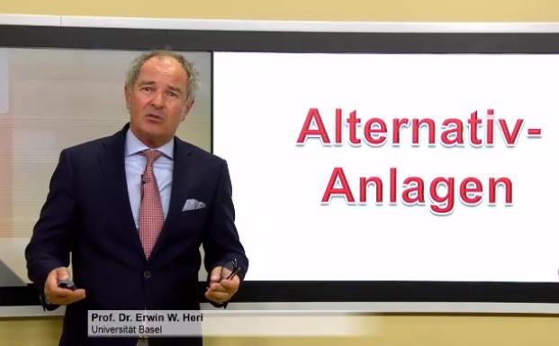 Aufklärungsvideo für Kunden: Was Alternative Investments von herkömmlichen unterscheidet