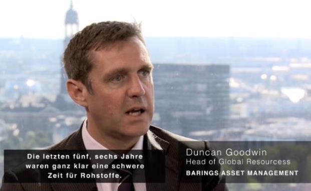 """Leiter Rohstoffe bei Barings: """"Wir investieren in die Next-Generation-Rohstoffe"""""""