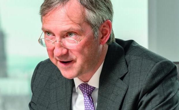 Bert Flossbach, Chef und Mitgründer der Vermögensverwaltung Flossbach von Storch
