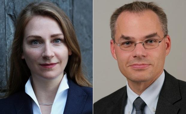 Steuerexperten von PWC: Dr. Maren Gräfe und Dr. Steffen Huber
