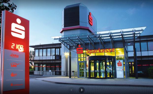 Die Sparkasse Langen-Seligenstadt
