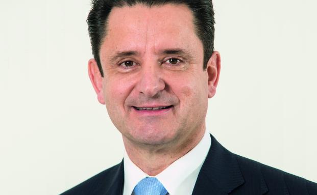 Alexander Schindler, im Vorstand von Union Investment zuständig für das institutionelle Kundengeschäft