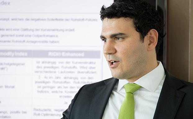 Kemal Bagci von BNP Paribas: Geht es nach den Franzosen, bekommt der Produktspezialist für ETCs in Deutschland demnächst viel zu tun
