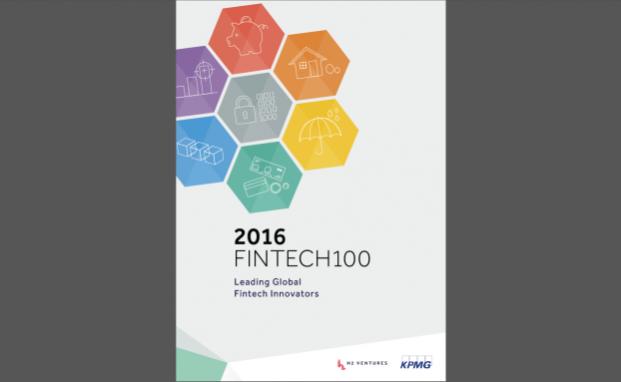 Die Fintech-100-Studie von KPMG und H2 Ventures