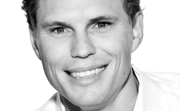Kann sich über ein gutes Testergebnis freuen: Erik Podzuweit, Mitgründer und Gesellschafter von Scalable Capital