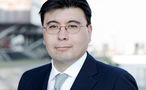 Guido Komatsu, Geschäftsführer der Adrealis Service KVG