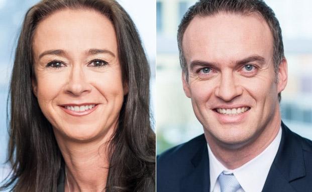 Petra Ahrens und Marc-André Barth von Maiestas Vermögensmanagent