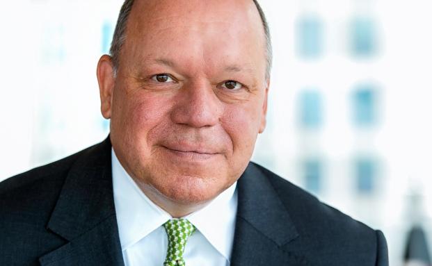 Ist wohl künftig für das Bankhaus Lampe tätig: Frank-Peter Martin