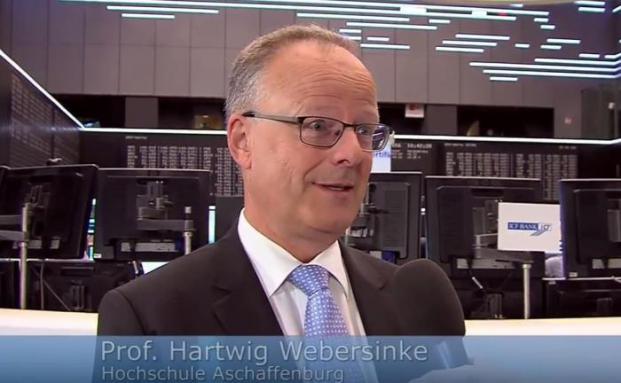 Professor Hartwig Webersinke im Interview über die Solidität der Finanzmärkte