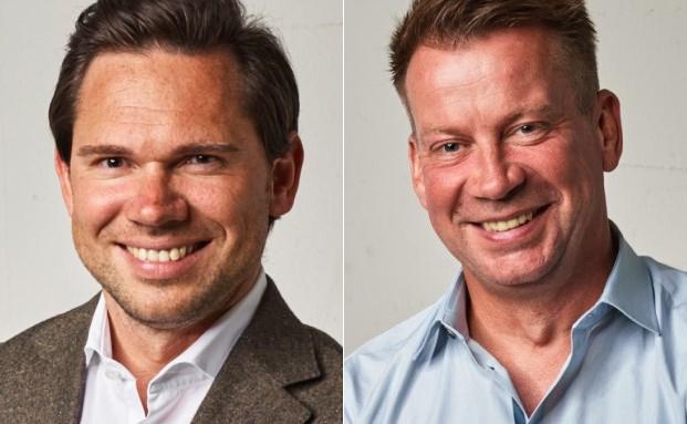 Sebastian Hasenack (li.) und Christian Kratz von Investify