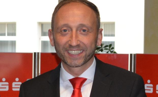 Neues stellvertrtendes Vorstand der Sparkasse im Landkreis Cham: Thomas Boxleitner