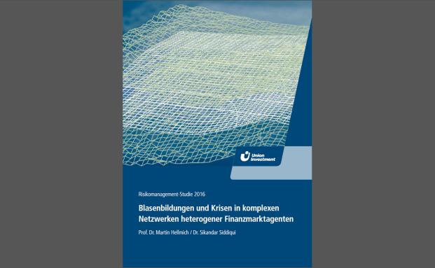 """Die Studie """"Blasenbildungen und Krisen in komplexen Netzwerken heterogener Finanzmarktagenten"""" im Auftrag von Union Investment"""