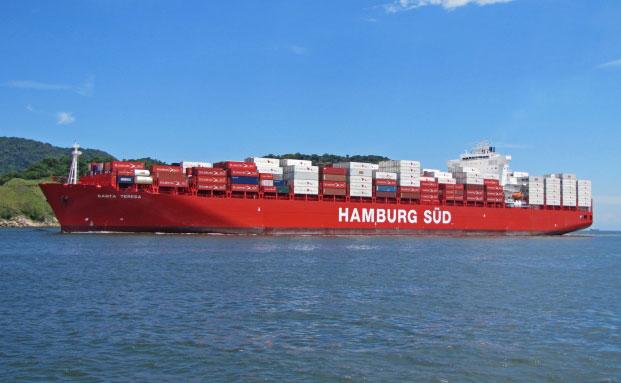 Sorgte zuletzt für Aufmerksamkeit: Der geplante Verkauf der Reederei Hamburg Süd an die dänische Maersk|© Dr. Oetker 2016